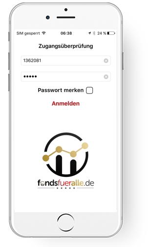 fondsfueralle app