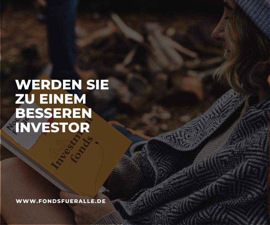 Werden Sie zu einem besseren Investor