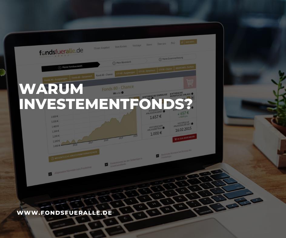 warum investementfonds
