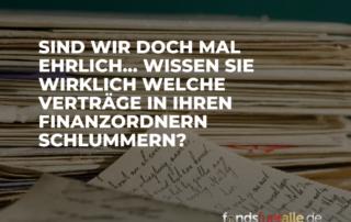lebensversicherungen bausparverträge ohne zinsen - fondsfueralle.de